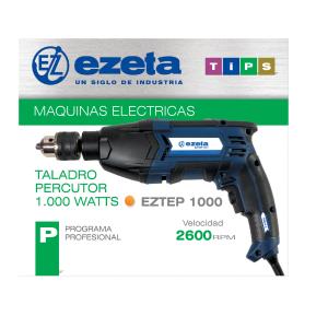 TALADRO PERCUTOR EZETA 710 WATS